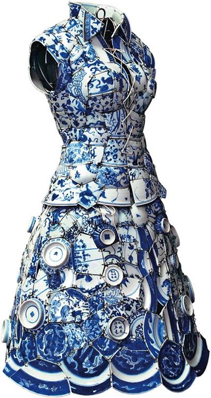 фарфоровые платья
