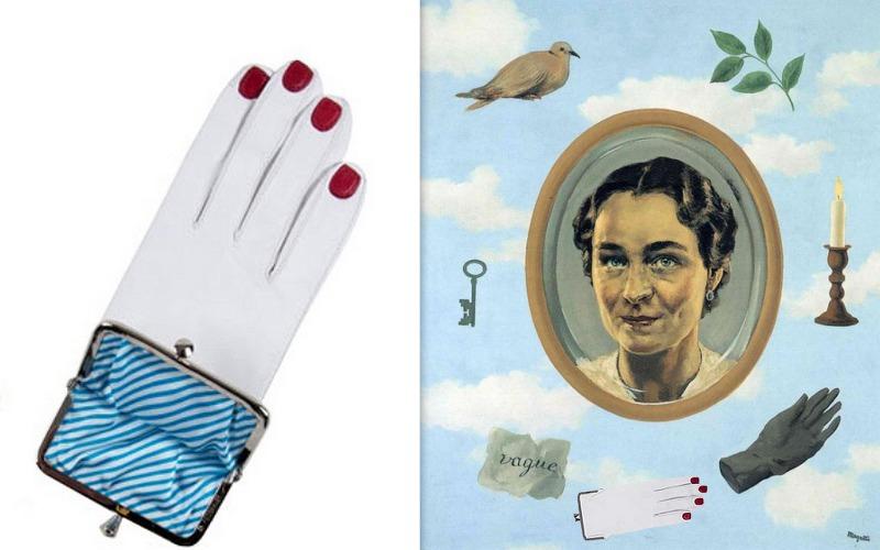 кошелек-перчатка