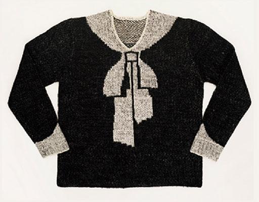 свитер скиапарелли