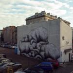 ROA: эко-граффити