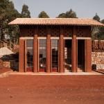 Библиотека, выросшая из земли