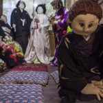Живые куклы Нагоро