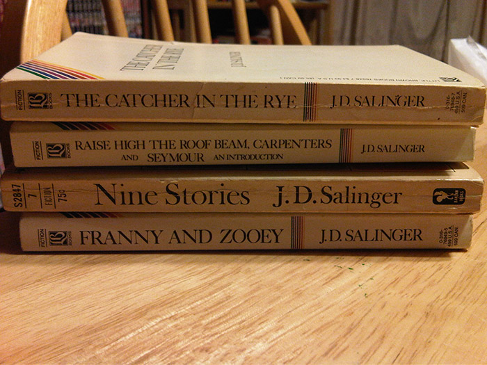 the mental stability of sergeant x and seymour in nine stories a book by jd salinger In the book, the catcher in the rye, by jd salinger  be compiled into books such as nine stories  seymour glass, and salinger including the world war ii.