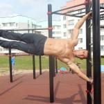 Workout: искусство параллелей