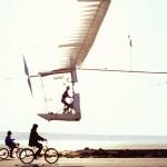 На педалях — в небо