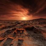 Однажды на Марсе