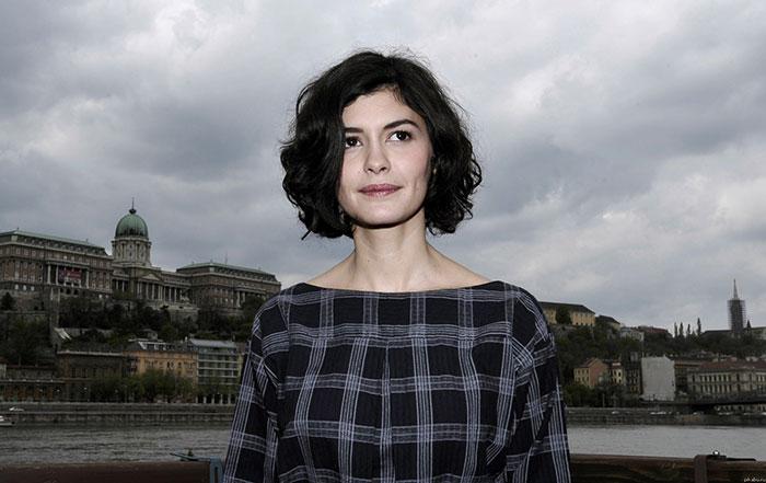 Развратная французская женщина