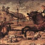 Опасности связей и легенда о святом Георгии