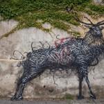 Искусство на улицах: венский стрит-арт