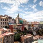 Вальпараисо — город красок и солнца