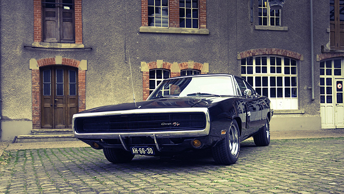 Muscle-cars
