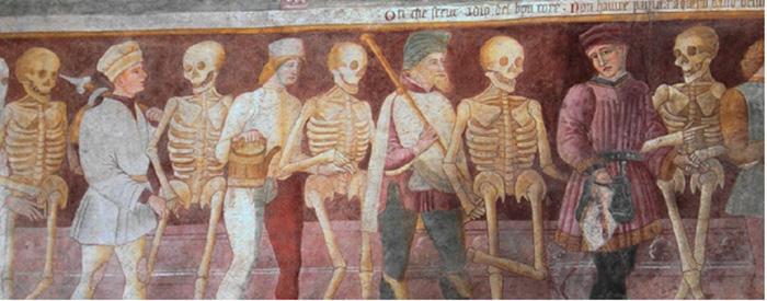 Mortis-Saltatio