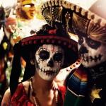 День мёртвых: веселье на костях
