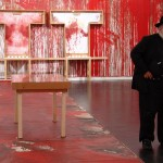 "Hermann Nitsch: ""Some choose paint, I choose blood"""