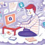 Свет в конце поста: Что такое цифровая загробная жизнь