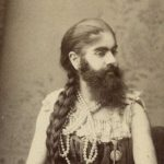 Энни Джонс: артистка с бородой